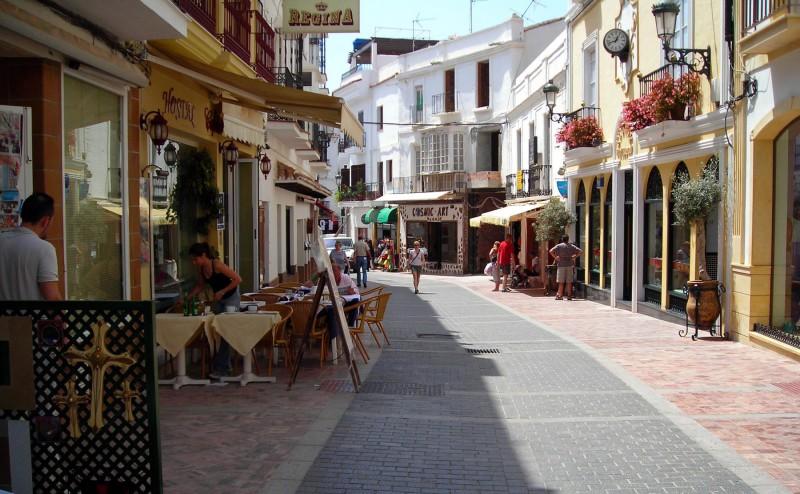Calles de Nerja. Foto by boalingua.ch